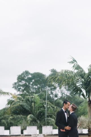 Gay Destination Wedding