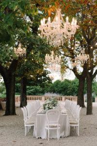 wedding in spain castle