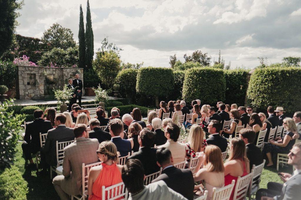 san miguel de allende wedding ceremony