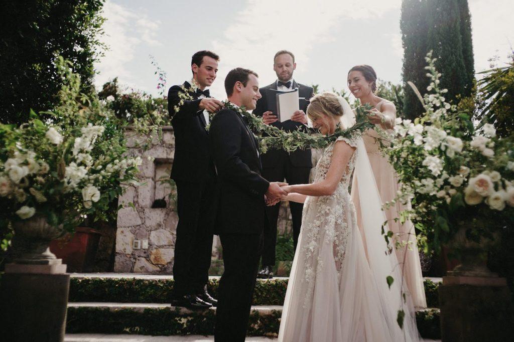 mexico wedding ceremony