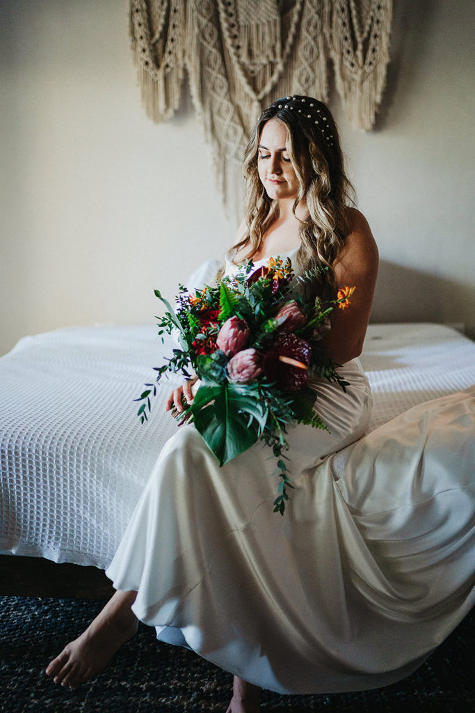 tulum wedding florist