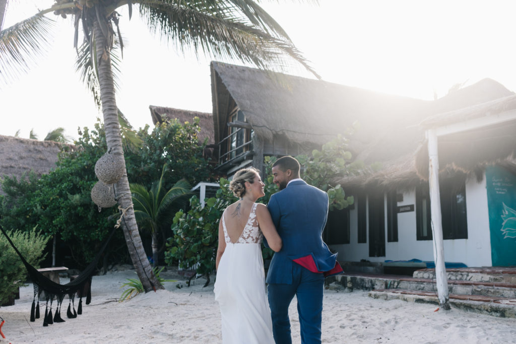 tulum wedding casa violeta
